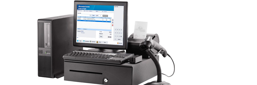 Retail POS Software Dubai
