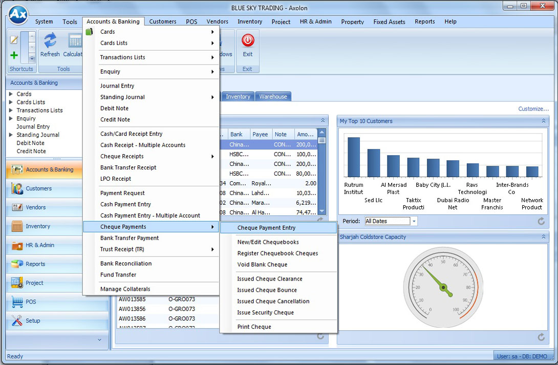 VAT Enabled Accounting Software