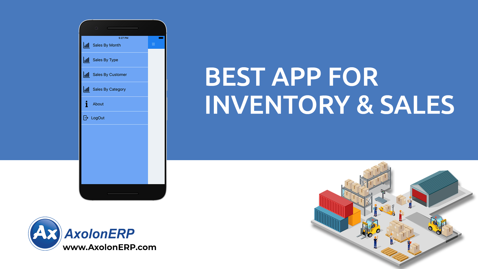 Best App For Inventory And Sales