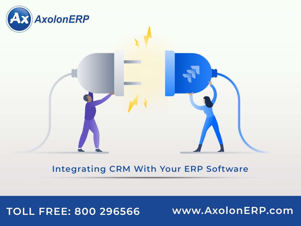 Integrating CRM With Your ERP Software