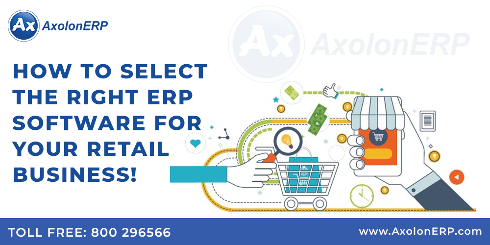 ERP Software For Your Retail Business