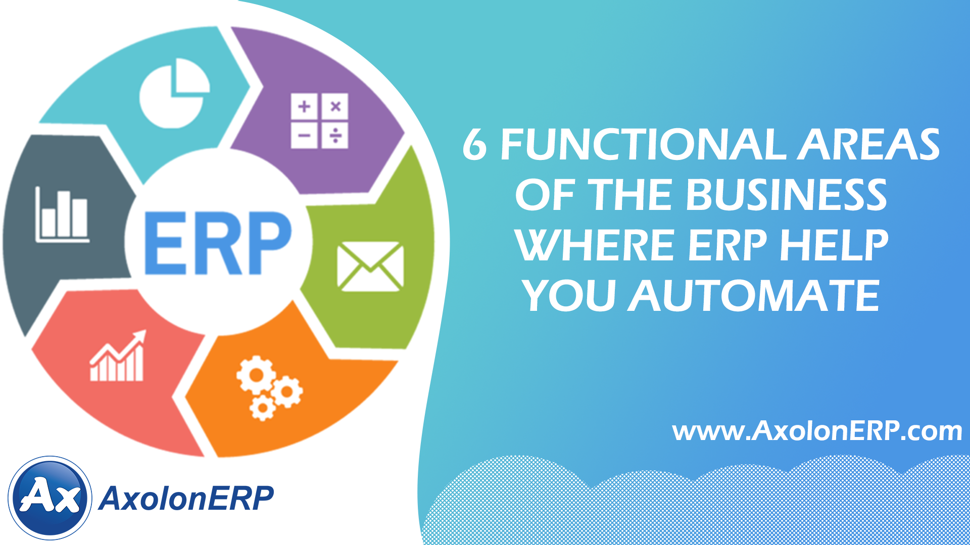 4 Functional Areas of the Business Where ERP Help You Automate